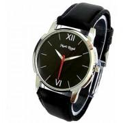 Mark Regal Black Analog Wrist Watch For Men