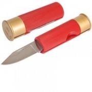 Kapesní nůž - patrona - DOPRODEJ