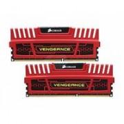 Corsair Vengeance RED 8GB (2x4GB) DDR3 1600MHz DIMM (CML8GX3M2A1600C9R)