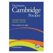 Vv.aa. Diccionario Bilingüe Cambridge Spanish-english Pocket Edition (flexi-c