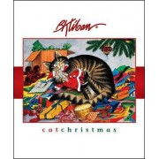 Catchristmas by B. Kliban