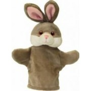Jucarie educativa The Puppet Company My First Hand Doll - Rabbit