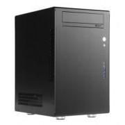 Boitier PC Cube Lian Li PC-Q11B Mini-ITX - noir