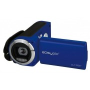 Camera video Easypix DVC5227B, Flash, HD, (Albastru)