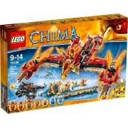 LEGO Chima Phoenix Vuurtempel - 70146