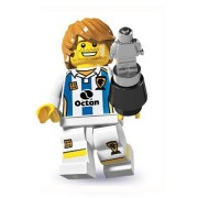 LEGO Minifigures - Crazy scientist