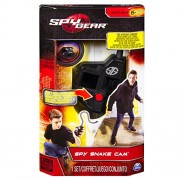 Spy Gear Snake Cam Spying - juguetes de rol para niños (Single toy, Spying, Niño, Negro, Monótono, AAA)