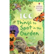 100 Things to Spot in the Garden by Simon Tudhope