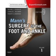 Mann's Surgery of the Foot and Ankle, 2-Volume Set by Michael J. Coughlin