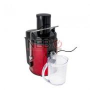 Storcator de fructe Victronic, 700 W, 2 Viteze, Rosu/Negru