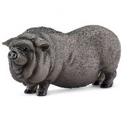 Schleich Pot-Bellied Pig Toy Figure