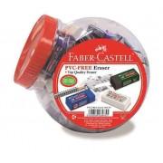 Radiera Creion Dust-Free Borcan 150 Buc Faber-Castell