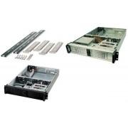 FANTEC TCG-2830X03-1 - Rack-montable - 2U - ATX - pas d'alimentation ( ATX12V / EPS12V ) - noir - USB