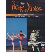 Paris Opera Ballet - Picasso and Dance:Le Train bleu/Le Tricorne (DVD)