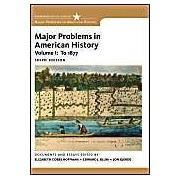 Major Problems In Amer Hist Vo