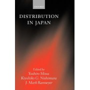 Distribution in Japan by Yoshiro Miwa