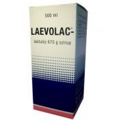 Laevolac-laktulóz 670 g szirup *