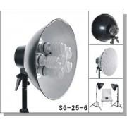 SG-25 Fluorescentna 6x25W