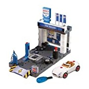 Bosch Car Service Station with Up and Down Motion