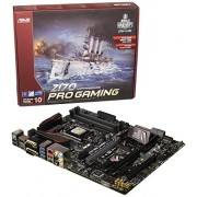 Asus Z170 Pro Gaming Intel Scheda Madre, DDR4 1151, Nero