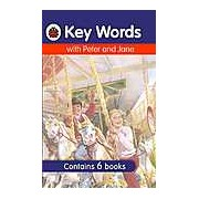 Key Words with Peter And Jane. Boxset (6 books)