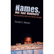 Names, Not Just Numbers by Donald E. Messer