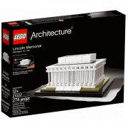 Architecture - Lincoln Memorial