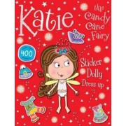 Katie the Candy Kane Fairy Sticker Dolly Dress Up by Make Believe Ideas
