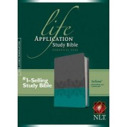 Life Application Study Bible-NLT-Personal Size by Tyndale