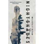 Nightshades by Melissa F Olson