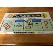 Rare Monopoly New York City Edition