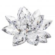 Decoratiune cristal Preciosa - Giant Water Lily (Crystal)