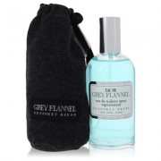 Eau De Grey Flannel For Men By Geoffrey Beene Eau De Toilette Spray 4 Oz