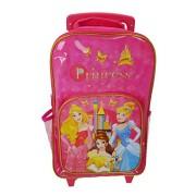 Disney Princess Equipaje infantil, rosa (rosa) - DPRIN001257