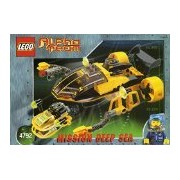 Lego Alpha Team: Mission Deep Sea (4792)