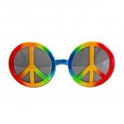 Hippie Style Fancy Dress Glasses