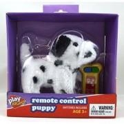 Remote Control Dalmatian Puppy (White with Black Spots)