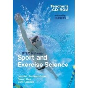 BTEC National Sport and Exercise Science: Teacher's CD-ROM by Jennifer Stafford-brown