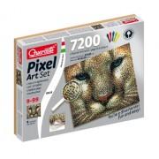 Quercetti 00818 - Gioco Pixel Art Set Puma