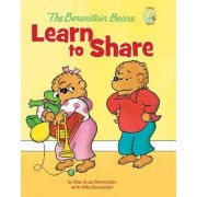 The Berenstain Bears Learn to Share by Mike Berenstain
