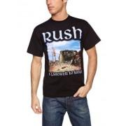 Plastic Head Plastichead Camiseta para hombre, talla 39, color negro