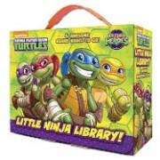 Little Ninja Library (Teenage Mutant Ninja Turtles: Half-Shell Heroes)
