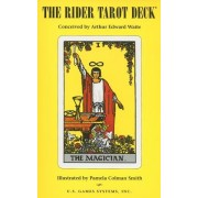 The Rider Tarot Deck [With SpreadsheetWith 60 Page Booklet]