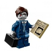 LEGO Minifigur serie 14 Zombie Businessman