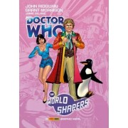 Doctor Who: The World Shapers by Grant Morrison