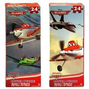 Disney Pixar Planes 24 Piece Tower Puzzle (Assorted Styles)