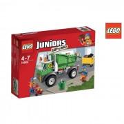 Lego juniors camioncino spazzatura 10680