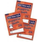 Maths Makes Sense: Year 2: Easy Buy Pupil Kit by Richard Dunne