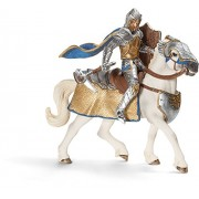 Schleich Griffin Knight Action Figure On Horse