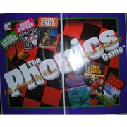 The Phonics Game -- 18 Hours of Fun For Better Reading (3 VHS Tapes 7 Audio Cassettes 6 Two-Deck Phonics Card Games S